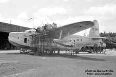 NAC, Sunderland Flying Boat, Hobsonville, West Auckland