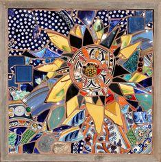 Из ненужного в нужное. Часть 5: изделия из битой посуды и керамической плитки - Ярмарка Мастеров - ручная работа, handmade