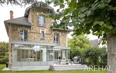 Veranda Design, Conservatory Design, Extension Veranda, Architecture, Sunroom, Dream Big, Exterior Design, Extensions, Sweet Home