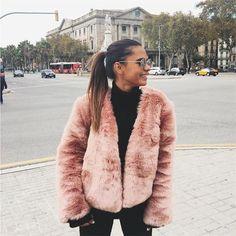 8a4d200e3ef10 Newest Arrivals. Pink Faux Fur ...