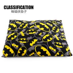 2017 new arrivals pet dog mats Batman dog beds for chihuahua large dog beds size M-L waterproof pet mats free shipping #Affiliate