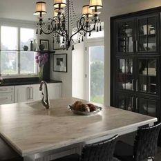 Choosing Your New Kitchen Countertops Kitchen Cabinets In Bathroom, Kitchen Flooring, New Kitchen, Kitchen Ideas, Kitchen Colour Schemes, Kitchen Colors, Kitchen Design, Color Schemes, Corian Colors