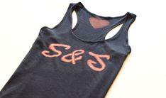 DIY Bleach T-Shirt Designs. I could write MRS :)