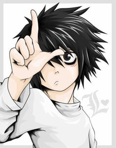 Ryuzaki, L, Lawliet. We love you