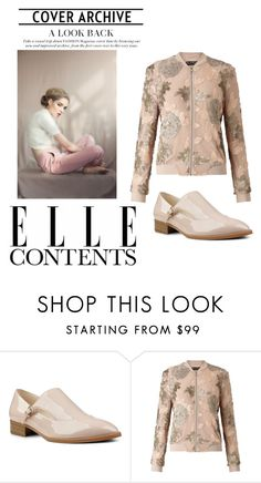 """""""J"""" by ena07-dlxx ❤ liked on Polyvore featuring Nine West and Miss Selfridge"""