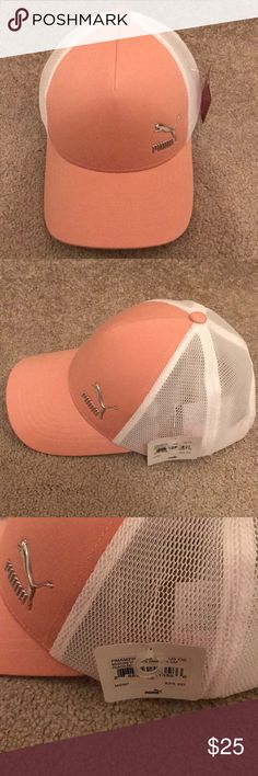4cb3cc0ed25 Puma SnapBack cap Brand new with tag! One size fit all Brand  Puma Color