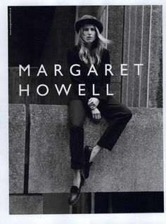 Margaret Howell Ad Campaign Fall/Winter 2011 Shot #1