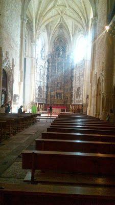 El Monasterio del Parral. #DepaseoporSegovia - SF23 Arquitectos