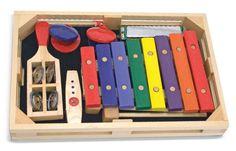 Beginner Band Set (purchased 08/2013, Rainbow)