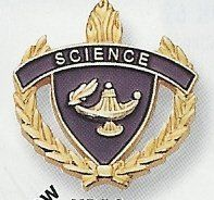 Science Lapel Pins (10-Pack) by CM. $28.50. Clutch pin back.. Ships in 1-2 business days from New York. School Subject Lapel Pins