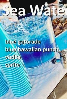 15 Creative Pool Party Drinks For Adults These pool party drinks are the refreshments you need this summer! The post 15 Creative Pool Party Drinks For Adults appeared first on Summer Diy. Refreshing Drinks, Summer Drinks, Fun Drinks, Easy Alcoholic Drinks, Beverages, Liquor Drinks, Cocktail Drinks, Vodka Drinks, Frozen Drinks