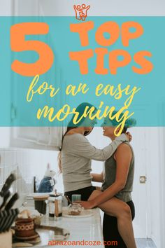 If your mornings are a hectic rush, check out these 5 top tips to help your create an easy morning routine perfect for busy families. Becoming Mom, Family Organizer, Family Outing, Home Schooling, Activities To Do, Family Adventure, Relationship Advice, Family Life, Storage Solutions