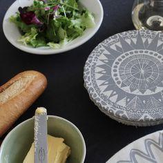 Dish and Bowl Cover Small Safari Print Salad Bowls, Household Items, Safari, Dishes, Sunset, Eat, Cooking, Grey, Cover