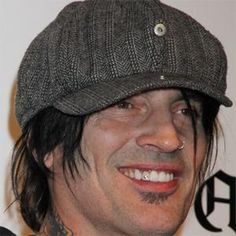 Happy Birthday Tommy Lee! He turns 50 today...