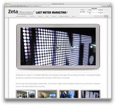 ZetaDisplay web site
