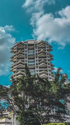 City Scene, Jakarta, Multi Story Building, Tower, Clouds, Outdoor, Outdoors, Rook, Computer Case