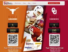BUZZ your #TXOU team to victory, download our bestbuzz.bz app and buzz-in