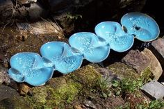 Flowform Tongelflow Cascade. Design Atelier Watergeus, 2000,  Ernst Cats