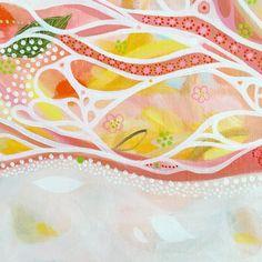 S'ancrer 🌳 Surtout en ces temps☁️🌩 Pour se retrouver en son temple  Afin d'y puiser l'Energie, la Lumière et l'Amour 🌈💛 Et les rayonner autour de soi 🌞 Soyons des soleils, des passeurs de magie, des liens entre ciel et terre... Soyons un arbre dont les racines rejoignent le cœur de la Terre et les branches s'élèvent vers les Etoiles... Douce nuit à vous 🌳💖🌙 En illustration, un détail de l'Arbre Pastel, huile sur toile 🌸🖼 . . . #arbre #ancrage #terreetciel #meditation #passeur…