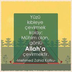 Mesele mühim!  #mesele #mühim #kalp #kıble #Allah #gönül #huzur #kalb #mehmetzahitkotku  #mehmedzahidkotku #sözler #islam #hayırlıcumalar #ilmisuffa