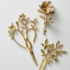 Botanical scissors