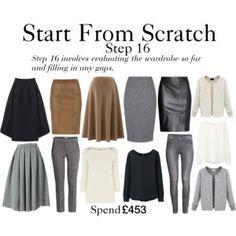 Start From Scratch - Step 16