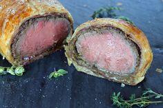 Beef Wellington // Sous Vide Beef Tenderloin