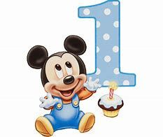 Image Result For Mickey Mouse Birthday Svg Files Baby Mickey