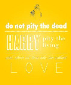 ~ Dumbledore