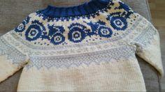 Traktorgenser til barnebarn Mai 2015 Sandnes mønster 1404 Boho Shorts, Knitting, Women, Fashion, Moda, Tricot, Fashion Styles, Breien, Stricken