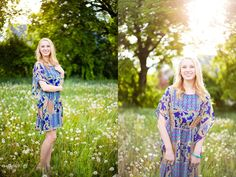 Senior pictures. Utah Senior photographer. Senior pictures in a field! Senior poses. Senior pictures outfit. Amy Hirschi Photography! Dandelion field.