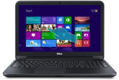 Dell Inspiron i15RV-6193BLK 15.6-Inch Touchscreen Laptop (Black Matte with Textured Finish)