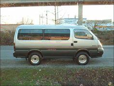 Toyota Hiace 4x4 Diesel