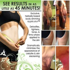 It Works Ultimate Body Applicator Herbal Body Wrap  It Works! Detox body wraps! Check them out!  https://amycounts.myitworks.com