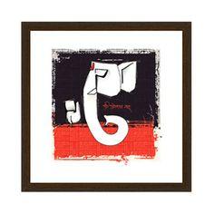 #Ganesha #frame by @ReturnFavors.