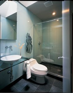 """here are some small bathroom design tips you can apply to maximize that bathroom space. Checkout Of The Best Modern Small Bathroom Design Ideas"""". Modern Small Bathrooms, Contemporary Bathrooms, Modern Bathroom Design, Beautiful Bathrooms, Bathroom Interior Design, Bathroom Designs, Quirky Bathroom, Shower Designs, Bath Design"""