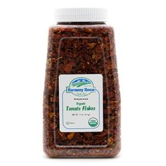 Our Organic dried tomatoes jar contains a FULL QUART (4 cups) of fresh tasting Tomatoes 🍅!  Excellent for backpackers, RV'ers, or for your cupboard!  Our Dried Tomato Dices are processed from mature, harvest red tomatoes.  One pound of Tomato Dices equals four pounds of fresh.  You never have to worry about finding a rotten tomato in the refrigerator right in the middle of cooking. Rotten Tomatoes, Dried Tomatoes, Dehydrated Vegetables, Red Tomato, Cupboard, Refrigerator, Harvest, Cups, Middle