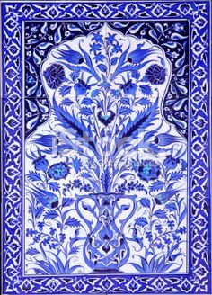 Turkish Tiles stock photo 9446056 - iStock