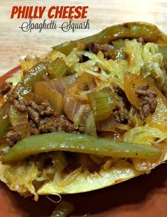 Any of these amazing spaghetti squash recipes would be perfect for healthier, low-carb alternative to any pasta dish. Any of these amazing spaghetti squash recipes would be perfect for healthier, low-carb alternative to any pasta dish. Low Carb Recipes, Beef Recipes, Cooking Recipes, Healthy Recipes, Sirloin Recipes, Paleo Dinner, Dinner Recipes, Cena Paleo, Courge Spaghetti