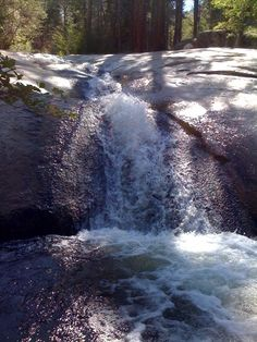 Alder Creek Waterslide, Kern river water slides are lots-o-fun