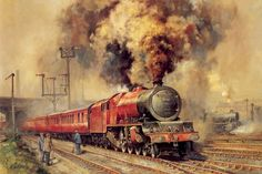 We are professional Alan Fearnley supplier and manufacturer in China.We can produce Alan Fearnley according to your requirements.More types of Alan Fearnley wanted,please contact us right now! Holland, Train Drawing, Steam Art, Great Yarmouth, Train Art, Railway Posters, British Rail, Old Trains, Train Journey