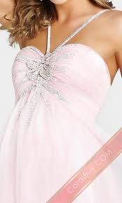 Love this dress for my bridesmaids. LOVE the bling!