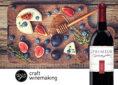 Are you a fan of pairing fruit and cheese? Then you will be an even bigger fan of pairing fig and brie with the full-bodied Australia Cabernet Sauvignon from our En Primeur Winery Series:
