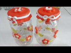 Como reciclar potes de maionese passo a passo