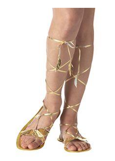 How To Make a Greek Goddess Costume :)
