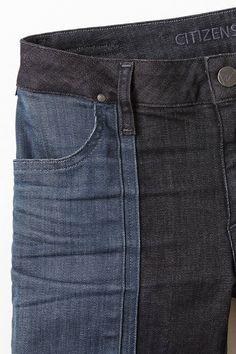 Citizens of Humanity Logan Skinny Moto Jeans - anthropologie.com
