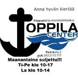 Toppila-Center - Let the Good recycling!
