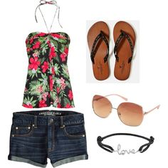 """Summer Outfit"" by april2787 on Polyvore"