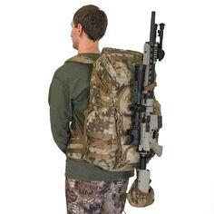Slumberjack Carbine 2500 Backpack-Kryptek cu in, Highlander Tactical Packs, Hunting Packs, Voodoo Tactical, Cool Backpacks, Deer Hunting, Things To Buy, Packing, Military, Animals