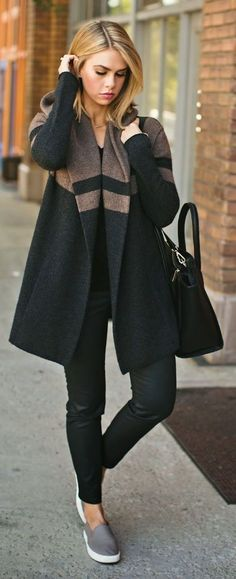 Adorable and beautiful winter outfits for work 2017 35 72dpi